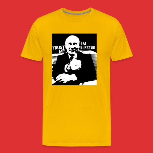 trustme png - Men's Premium T-Shirt