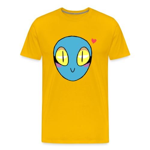 Evetty Alien - Camiseta premium hombre