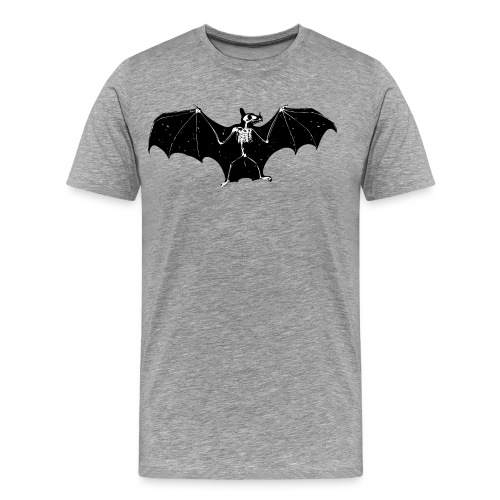 Bat skeleton #1 - Men's Premium T-Shirt