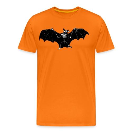 Bat skeleton #1 - Men's Premium T-Shirt