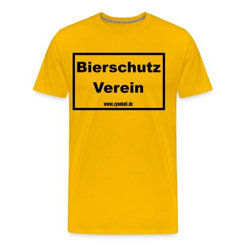 Bierschutzverein - Männer Premium T-Shirt