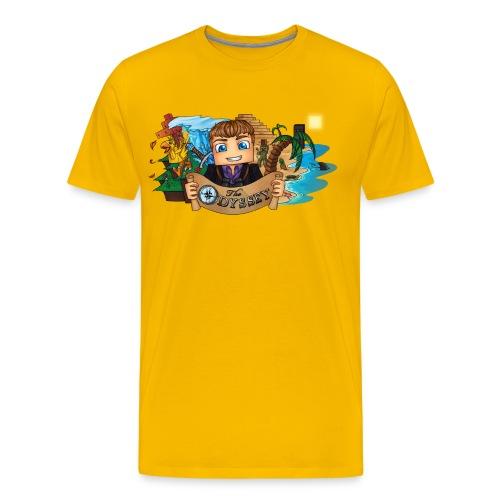 The Odyssey - Men's Premium T-Shirt