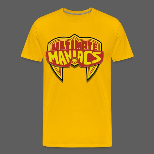 ultimate maniacs png - Men's Premium T-Shirt