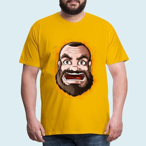 rage face - Maglietta Premium da uomo