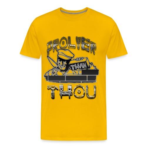 prolier - Men's Premium T-Shirt