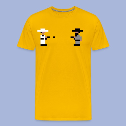 sheriff cowboy2 - Männer Premium T-Shirt