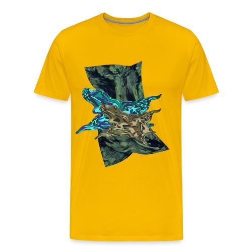 nues shirt 2017-12 Kopie - Männer Premium T-Shirt