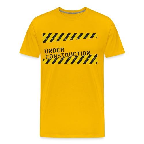 Road to success - Men's Premium T-Shirt