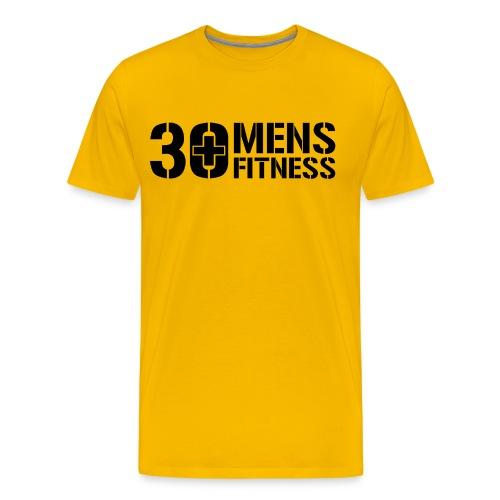 30 Plus Duffle Bag - Men's Premium T-Shirt