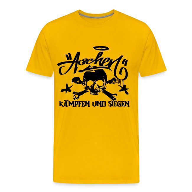 Aachen Herren Sweatshirt Fan Ultras