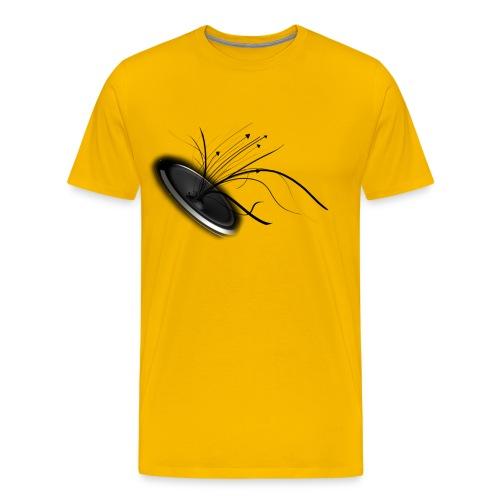speaker - Männer Premium T-Shirt