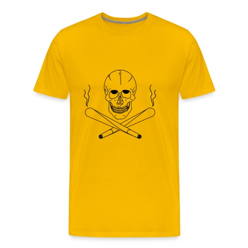 Wietpiraat - Mannen Premium T-shirt