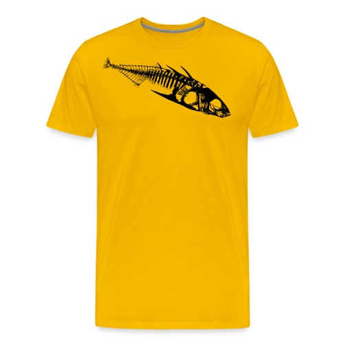 Stichling - Männer Premium T-Shirt