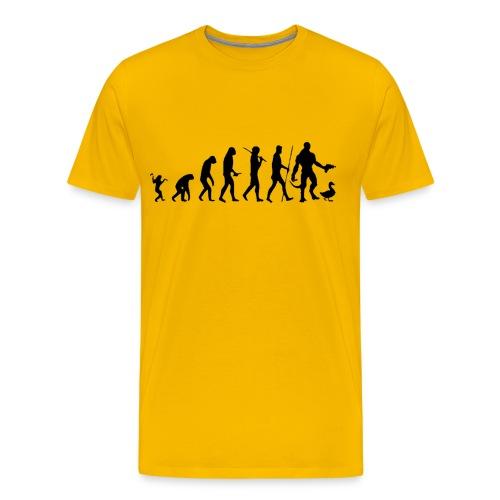 Evoluzione a caso png - Maglietta Premium da uomo