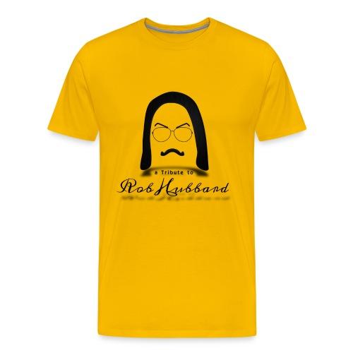 Rob Hubbard 01 png - Männer Premium T-Shirt