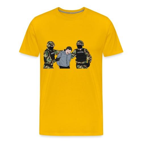 EL CHAPO - Männer Premium T-Shirt