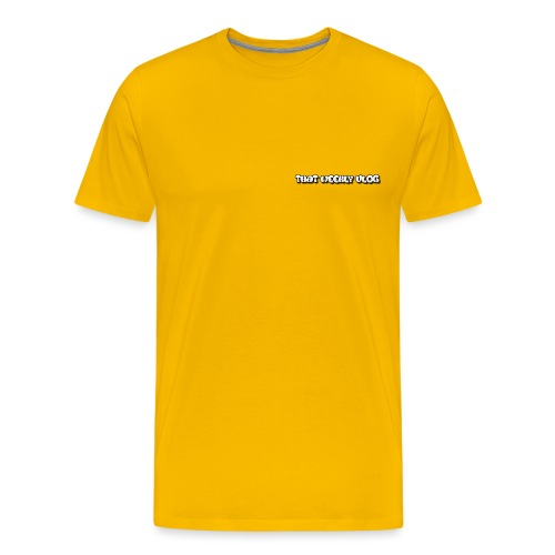 That Weekly Vlog - Men's Premium T-Shirt