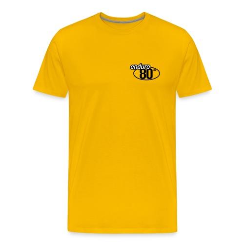 enduro 802c - T-shirt Premium Homme