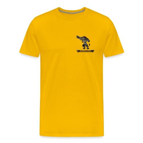 blackridge taure original big png - Männer Premium T-Shirt