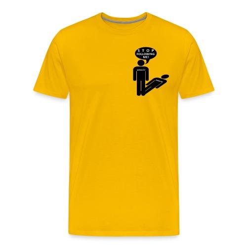 Mensch-Person - Männer Premium T-Shirt