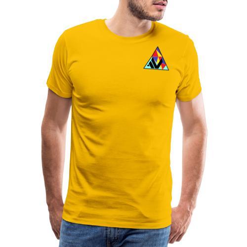 NXAY X Vycord - Männer Premium T-Shirt