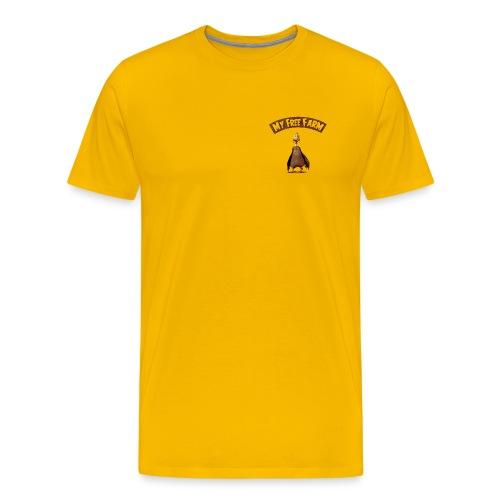 My Free Farm Chicken - Männer Premium T-Shirt