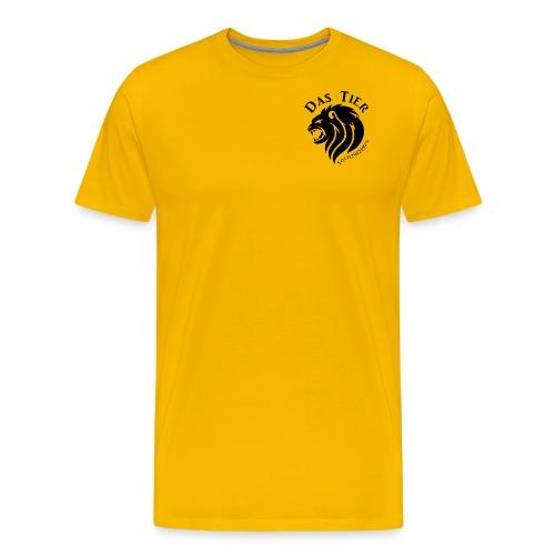 Das Tier - Männer Premium T-Shirt