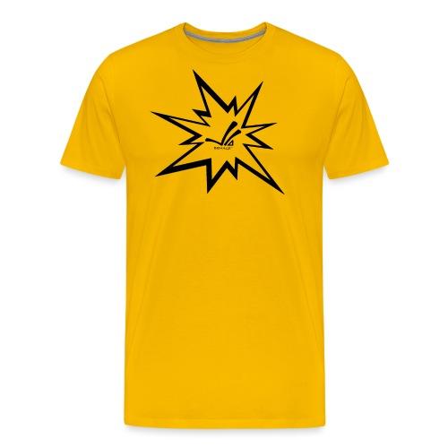 Bemage Logo EXPLOSION png - Männer Premium T-Shirt