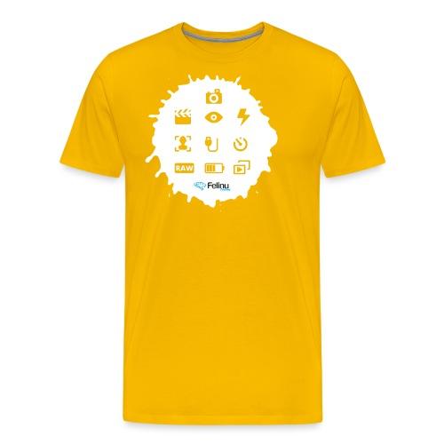 Logotipos Fotografía - Camiseta premium hombre