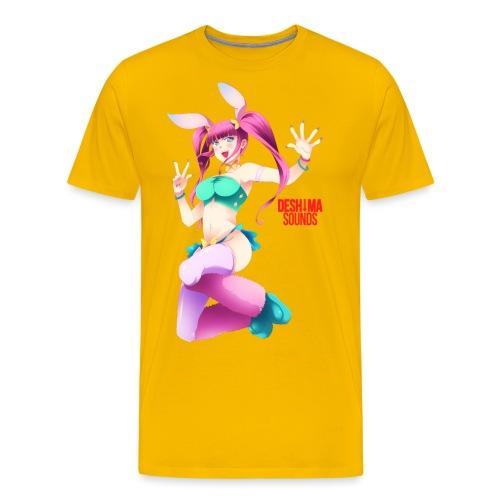 Abunai 2015 - Mannen Premium T-shirt