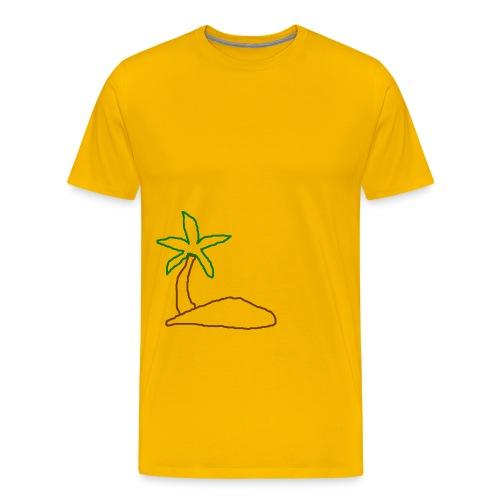 Affäre? Ich? Nicht nur auf Ibiza!!! - Männer Premium T-Shirt