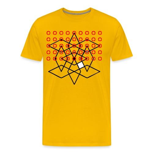 Ornament 008 - Männer Premium T-Shirt
