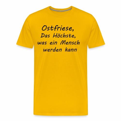 Herren - Ostfriese - Männer Premium T-Shirt