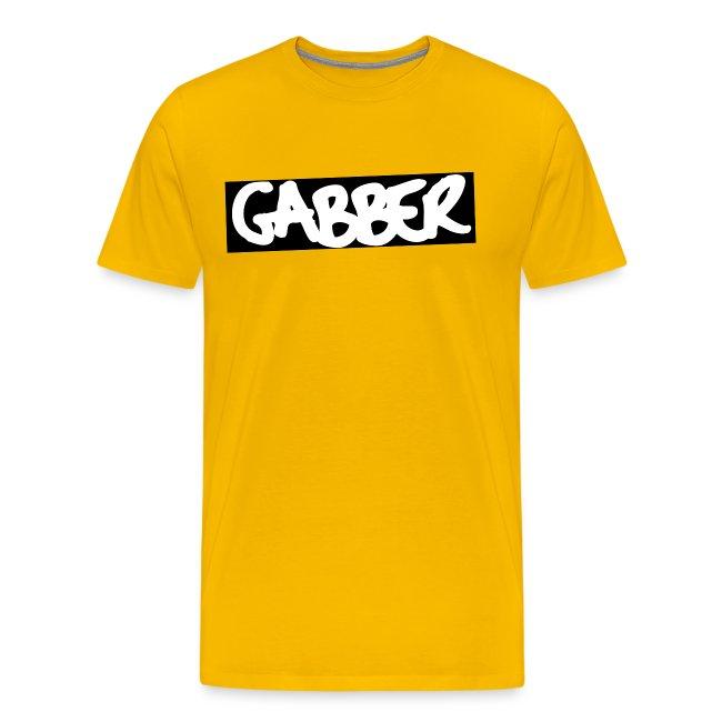 Gabber.nu officiële T-shirt