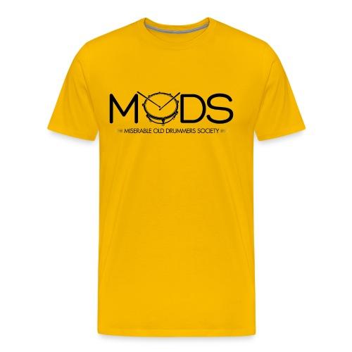 MODS BLACK GIF gif - Men's Premium T-Shirt
