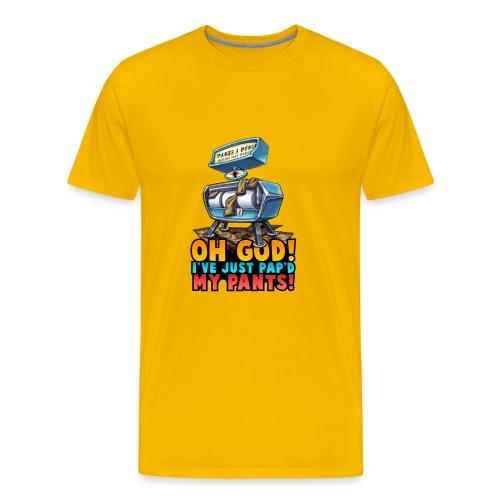 Pap Your Pants - Men's Premium T-Shirt