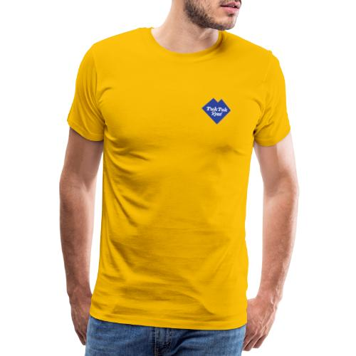TukTuk Road Blu - Maglietta Premium da uomo