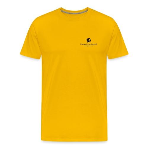 EJ-Logo center - Männer Premium T-Shirt