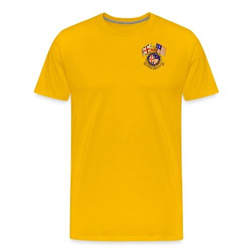Norther Malaya and Borneo Veterans Association - Men's Premium T-Shirt