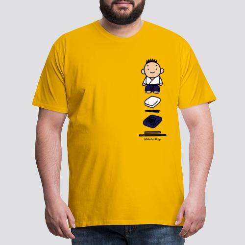 Aikido-goederen - Mannen Premium T-shirt