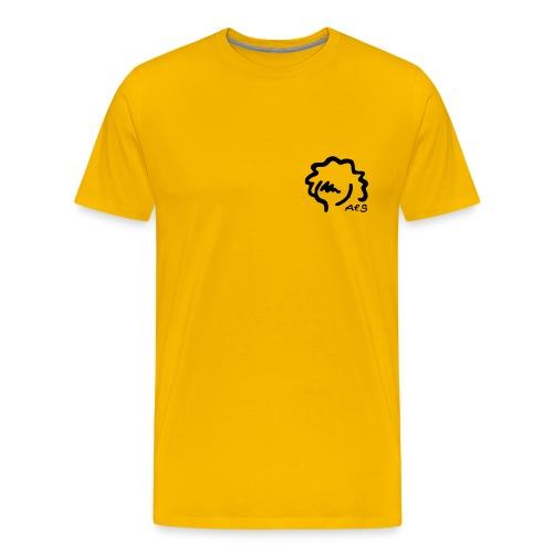 logoaesh1 - Männer Premium T-Shirt