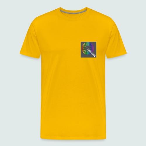 QS Signet X2800 - Männer Premium T-Shirt