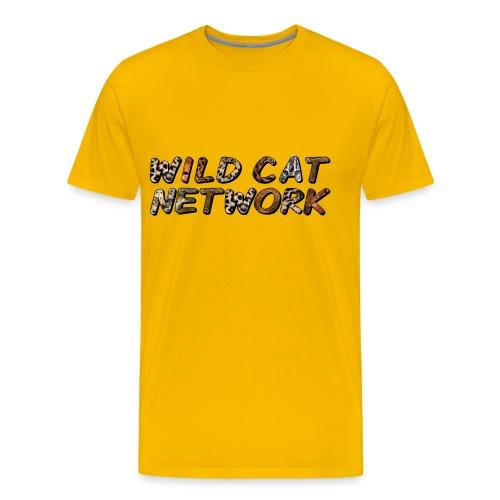 WildCatNetwork 1 - Men's Premium T-Shirt