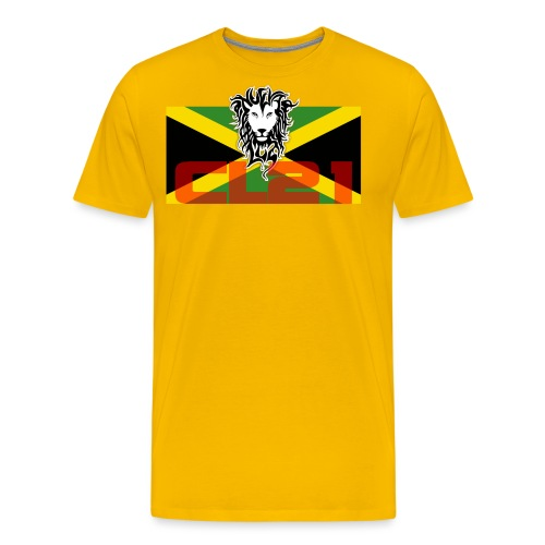 RASTA 13 - T-shirt Premium Homme