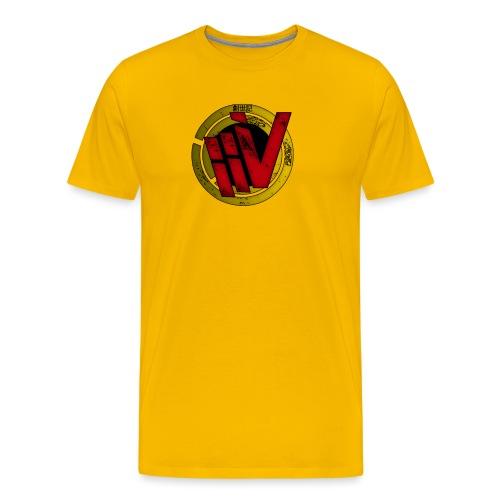 GenesisVII 'Reverse' Logo - Men's Premium T-Shirt
