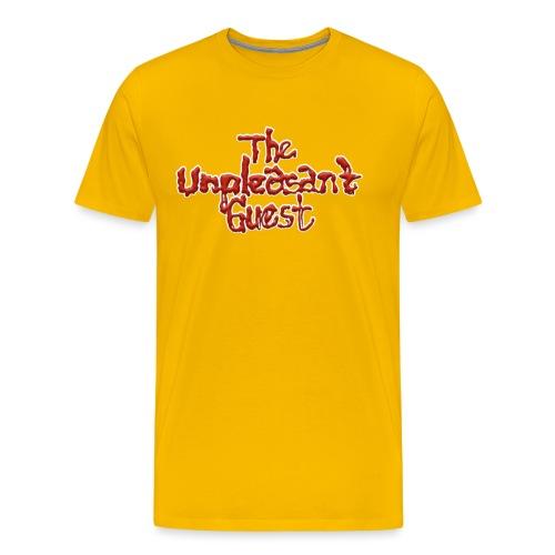 The Unpleasant Guest - Maglietta Premium da uomo