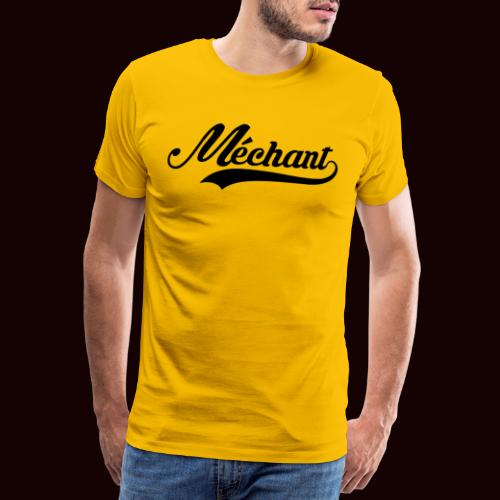 mechant_logo - T-shirt Premium Homme