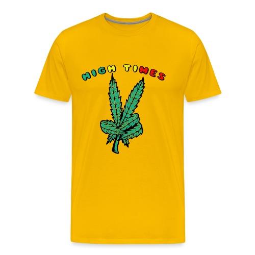 high times - Männer Premium T-Shirt