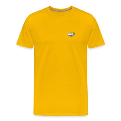 logo Sunreef - Mannen Premium T-shirt