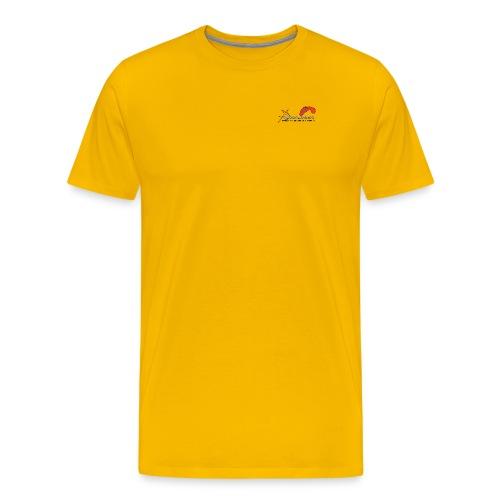 logo gsc pixel - Männer Premium T-Shirt